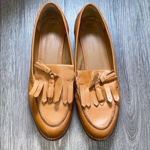 ASOS leather loafers